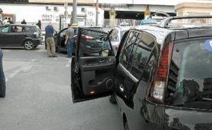 Les chauffeurs de taxis montpelliérains ne veulent pas d'«une concurrence déloyale».