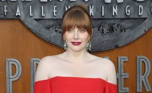 L'actrice Bryce Dallas Howard