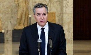 Le Premier ministre libanais désigné, Moustapha Adib