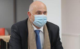 Laurent Pietraszewski, le 19 février 2021.