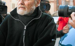 Maurice Agnelet, mercredi à Rennes.