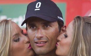 L'Italien Daniele Bennati et le Suisse Oliver Zaugg font partie de l'équipe RadioShack qui s'alignera au départ du Giro, samedi à Herning (Danemark), avec le Luxembourgeois Frank Schleck pour leader.