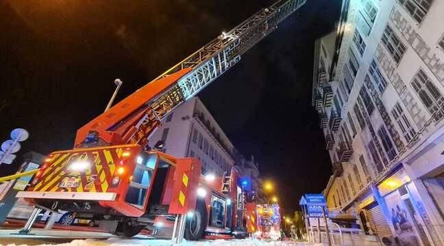 Nice : Une personne décède dans l'incendie d'un appartement