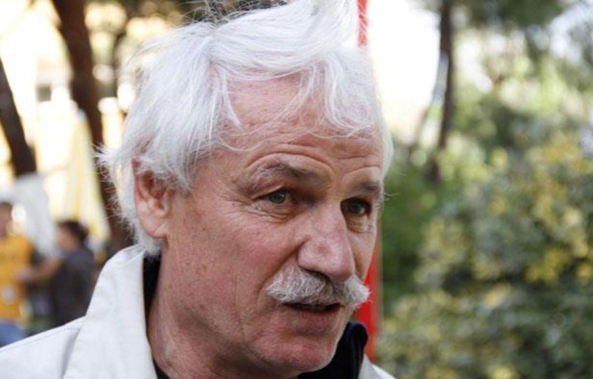 Yann-Arthus Bertrand est le parrain du Festival du vent. – A. GALINDO / 20 MINUTES
