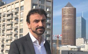 Grégory Doucet, le maire écologiste de Lyon.