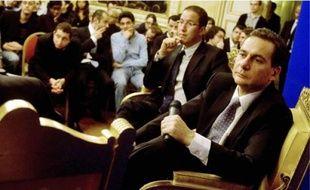 Eric Besson a lancé une série de débats sur l'identité nationale dans toute la France.