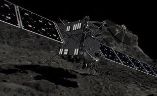 Le 30 septembre signe la fin de mission pour la sonde européenne Rosetta