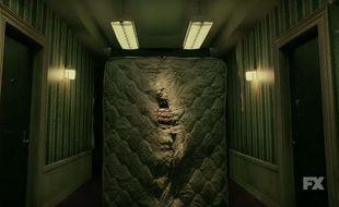 Extrait de la saison 5 d'«American Horror Story».