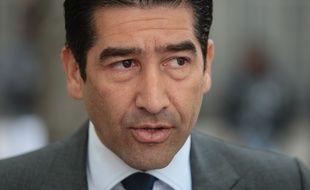 En 2010, Karim Zéribi présidait la RTM (archives).