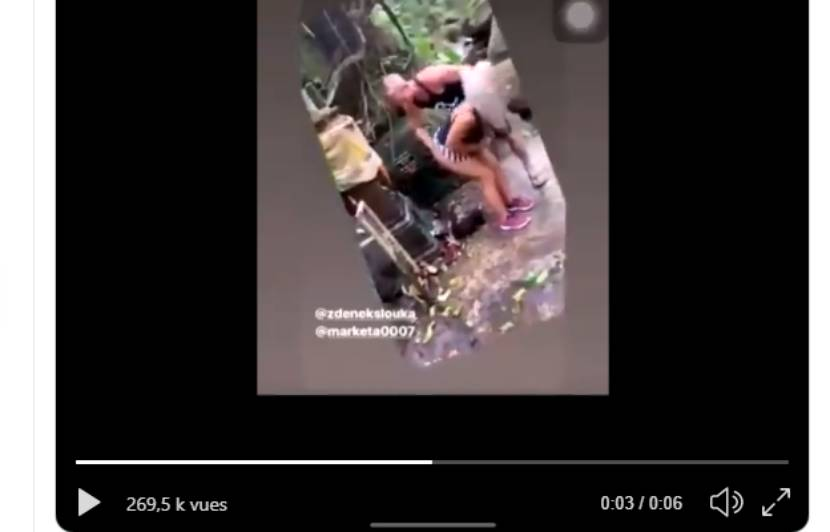 Une vidéo montrant deux instagrameurs se mouillant les fesses dans un temple sacré provoque un tollé à Bali