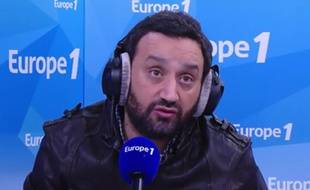Cyril Hanouna, sur Europe 1, le 21 avril 2016.
