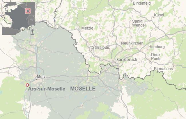 Ars-sur-Moselle en Moselle.