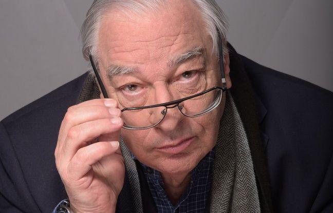Académie Goncourt: Didier Decoin élu président après la démission de Bernard Pivot