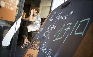 Au restaurant Ratatouille, les prix affichent une baisse de 10 %.