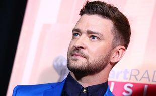 Justin Timberlake à Los Angeles, le 29 mars 2015.