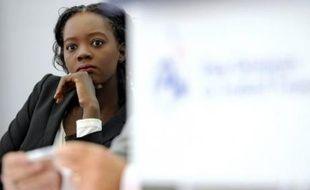 """La secrétaire d'Etat chargée des Sports, Rama Yade, interrogée sur le discours polémique que Nicolas Sarkozy a tenu à Dakar en 2007, a expliqué que contrairement à lui, elle pensait que """"l'homme africain"""" était """"le premier a être entré dans l'histoire""""."""