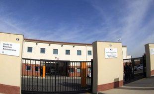 Vue du centre de rétention administrative du Mesnil-Amelot, en région parisienne