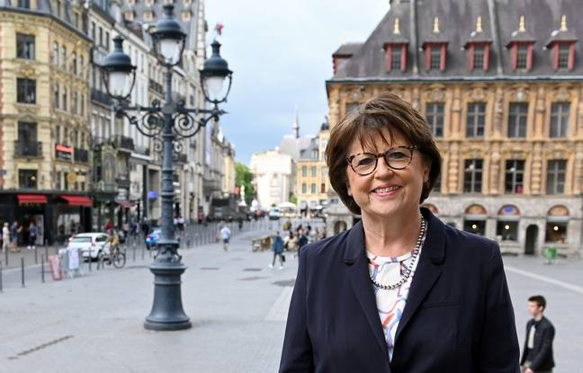 Municipales 2020 à Lille: «J'ai du caractère mais il faut de la détermination quand on est maire», assure Martine Aubry