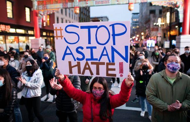 648x415 marche contre haine anti asiatique quartier chinatown washington apres fusillades atlanta 17 mars 2021