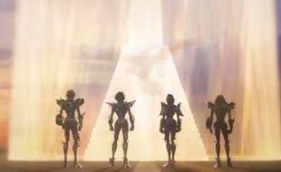 Image de la bande annonce du film Les Chevaliers du Zodiaque