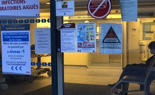 Le CHU de Rennes est en première ligne pour accueillir les malades du coronavirus de Bretagne.