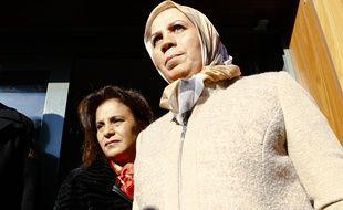 Toulouse, le 6 décembre 2012. Latifa Ibn Ziaten, la mère d'Imad, la première victime de Merah.