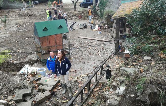 VIDEO. Inondations dans l'Aude: Comment l'Etat va aider (et vite) les particuliers et communes sinistrés