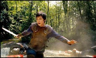 Extrait du film « Percy Jackson : Le Voleur de foudre» sorti en 2010