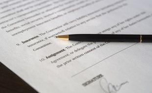 Une Américaine a remporté 10.000 dollars en lisant son contrat d'assurance jusqu'au bout (illustration).