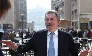 Jean-Noël Guérini en 2015