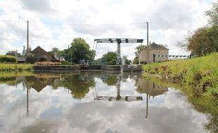 Un corps sans vie a été retrouvé dans la Vilaine à hauteur de l'écluse de Cicé à Bruz.