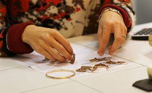 Le Crédit Municipal de Bordeaux accorde des prêts en échange de biens, comme des bijoux, déposés par les clients.