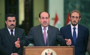 Le Premier ministre irakien Nouri al-Maliki a appelé dimanche à des prières conjointes sunnites-chiites après une série d'attaques visant des lieux de cultes, estimant que leurs auteurs étaient des ennemis des deux confessions.