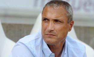 Bernard Casoni est le nouvel entraîneur du FC Lorient.