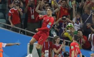 Ronaldo inscrit son premier doublé dans cette Coupe du monde.
