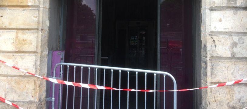 Le parking des Salinières est fermé pour une durée indéterminée.