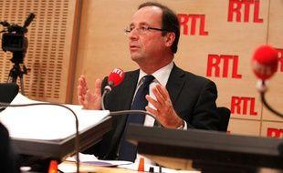François Hollande, le 29 février 2012, sur RTL.