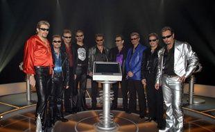 En 2003, TF1 réunissait des sosies de Johnny Hallyday pour un jeu télé