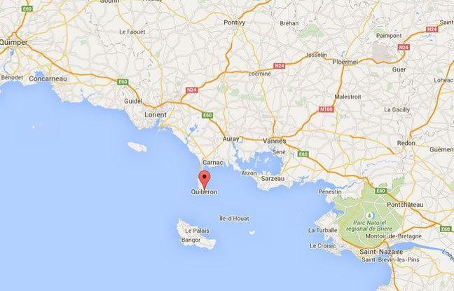 Bretagne: La terre a tremblé entre Belle-Ile-en-Mer et Quiberon
