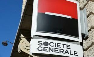 Le syndicat CFDT de la Société générale est monté mardi au créneau contre le projet de fermeture de 400 agences du groupe d'ici à 2020