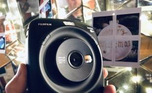 Le nouveau SQ 20 de Fujifilm se met aussi à la vidéo.