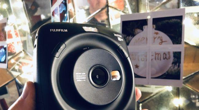 Test Fujifilm SQ20: Les meilleures images de vos vidéos imprimées en photos instantanées