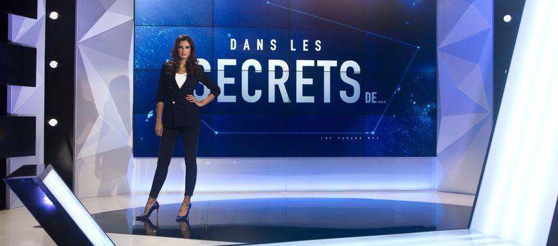 L'ancienne miss France Malika Ménard présente l'émission «Dans les secrets de...» sur NRJ 12.