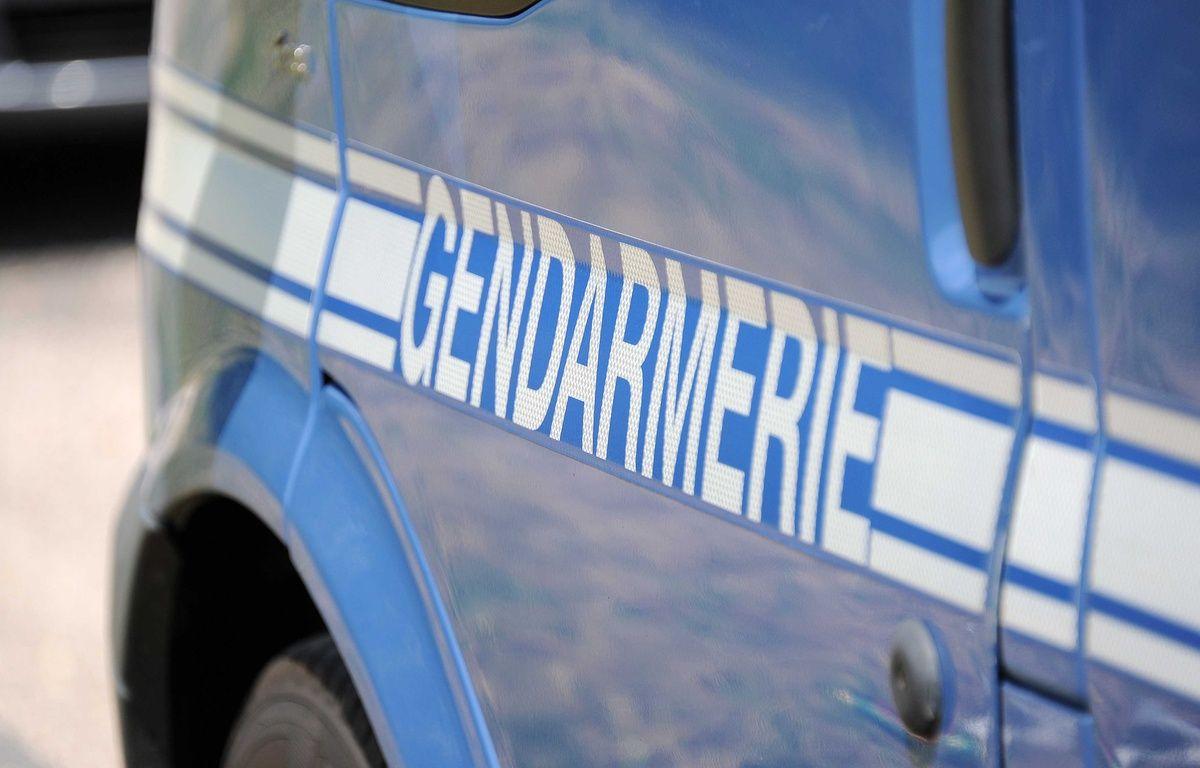 Illustration: Véhicule de gendarmerie. –  POL EMILE/SIPA