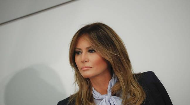 video etats unis l 39 entourage de melania trump d nonce une vid o du rappeur t i. Black Bedroom Furniture Sets. Home Design Ideas