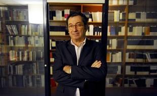 Eric Mouzin, en décembre 2010.