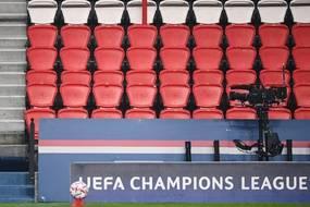 Les restrictions sanitaires empêchent les journalistes étrangers de se déplacer pour les matchs de Ligue des champions (photo d'illustration).