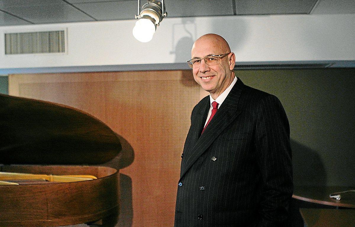 Agé de 59 ans, Christian Bouchet postule à la mairie pour la première fois. – F. Elsner/20 Minutes