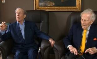 Pierre et Paul Langerock ont été reconnus le 18 août 2015 comme les jumeaux masculins les plus vieux du monde par le Livre Guiness des records.