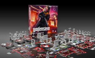 Wolfenstein décliné en jeu de plateau
